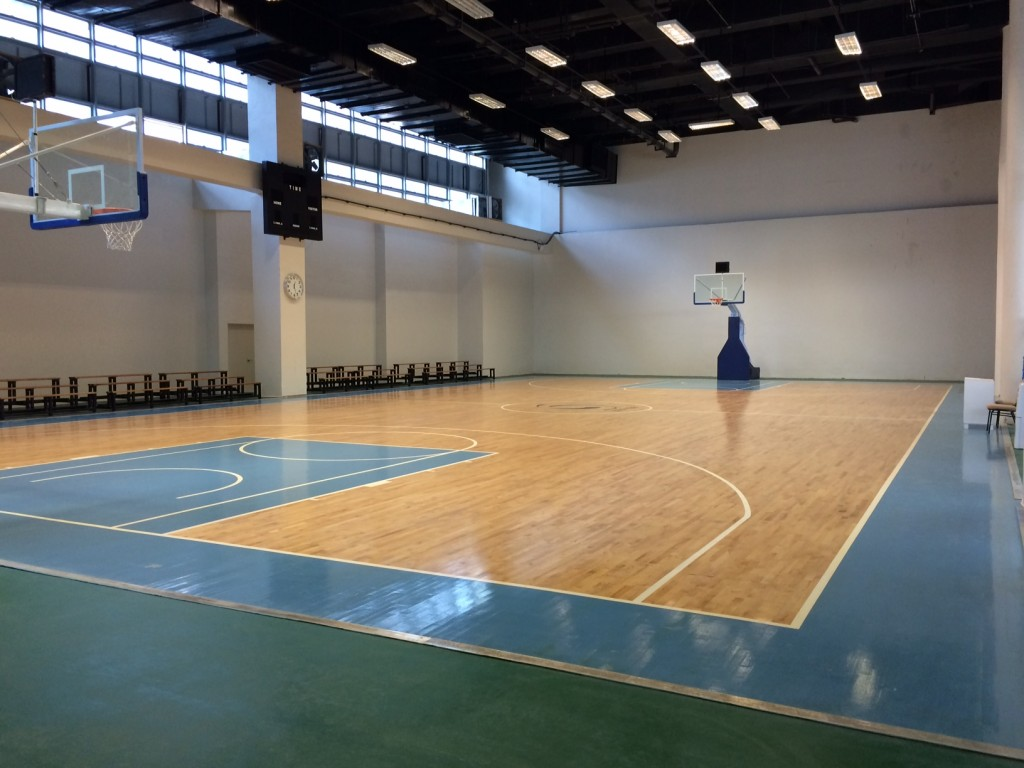 City Club Basketball Court, where Sunday Kendo Sessions will be held.