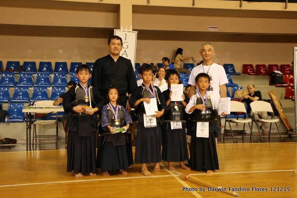 Kids Class Participants